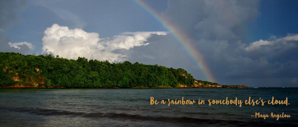 Grenada Rainbow Photo