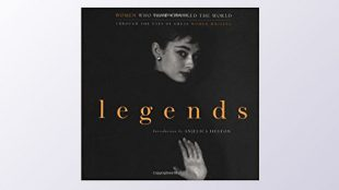 Legends:Women Who Have Changed the World book Cover