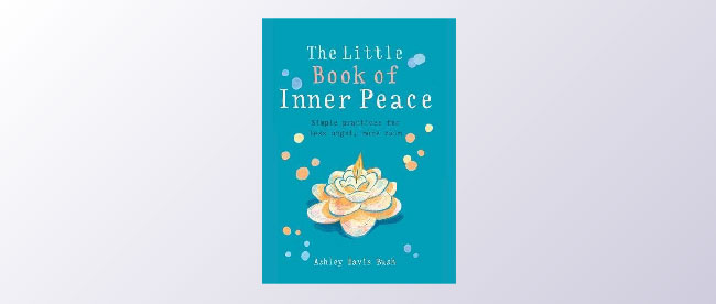 Little Book of Inner Peace book cover